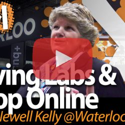 Cathy Newell Kelly, University of Waterloo, on Moving Labs & Coops Online