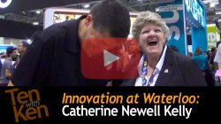Innovation at Waterloo: Cathy Newell Kelly