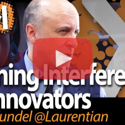 Pierre Zundel, Laurentian University, on Running Interference for Innovators