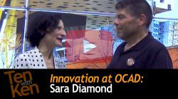 Innovation at OCAD: 3 Qs with Sara Diamond
