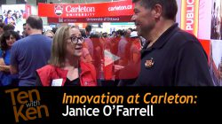 Innovation at Carleton: 3 Qs with Janice O'Farrell
