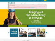 NBCC home page - March 14