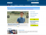 NSCC home page - March 14