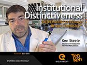 Institutional Distinctiveness: Differentiation through Brand Chemistry™