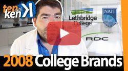 2008 College Brands