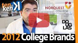 2012 College Brands
