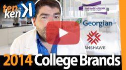 2014 College Brands