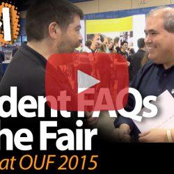 Student FAQs at the Fair