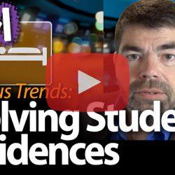 Evolving Student Residences