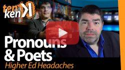 Pronouns & Poets