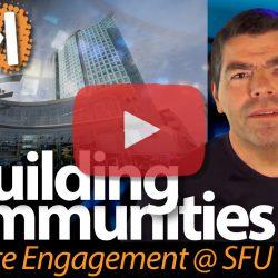 Building Communities at SFU