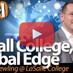 Small College, Global Edge: LaSalle College Vancouver