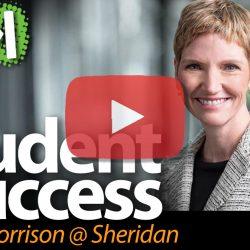 Student Success: Janet Morrison @ Sheridan