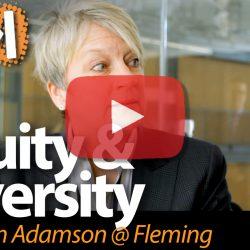 Equity & Diversity on Campus: Maureen Adamson