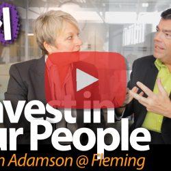 Invest in Your People: Maureen Adamson @ Fleming