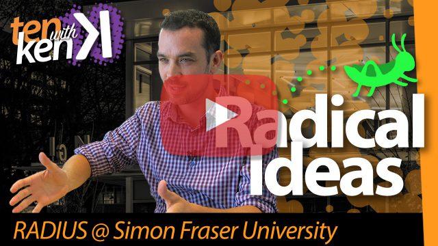 Radical Ideas: RADIUS @ SFU