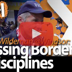 Alan Wildeman, University of Windsor, on Crossing Borders and Disciplines